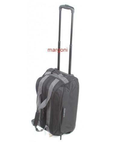 Travelite Basics torba podróżna na kółkach 6901 czarna