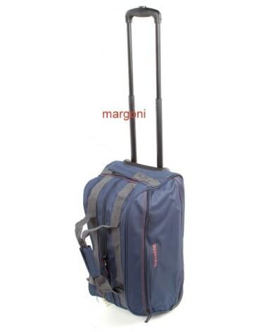 Travelite basics torba podróżna na kółkach 6901 niebieska