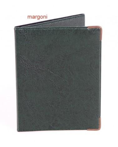 Etui na dokumenty margoni 1754 zielone