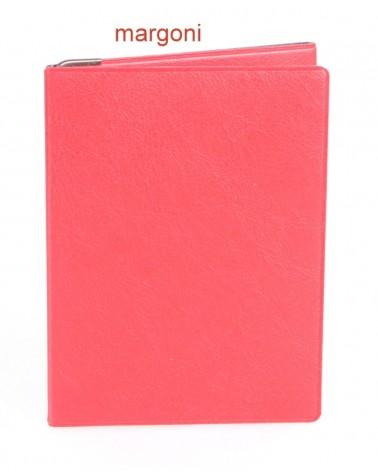 Etui na dokumenty margoni 1754 czerwone
