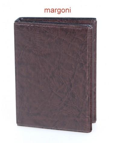 Etui na dokumenty margoni 1761 c.brązowe