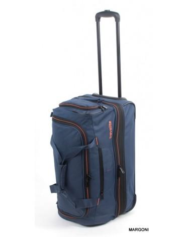 Torba podróżna na kółkach travelite 096275 niebieska