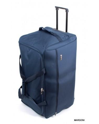 Gravitt torba na kołach 80 cm niebieska