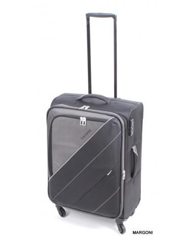 Średnia walizka TRAVELITE 24 COCKTAIL 89648-01 czarna