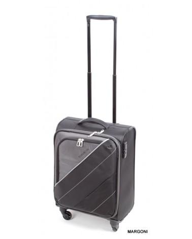 Mała walizka TRAVELITE 20 COCKTAIL 89647-01 czarna