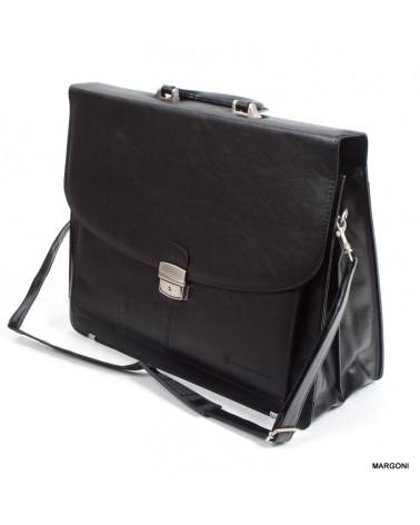 Teczka marco viaggiatore bf50152D czarny