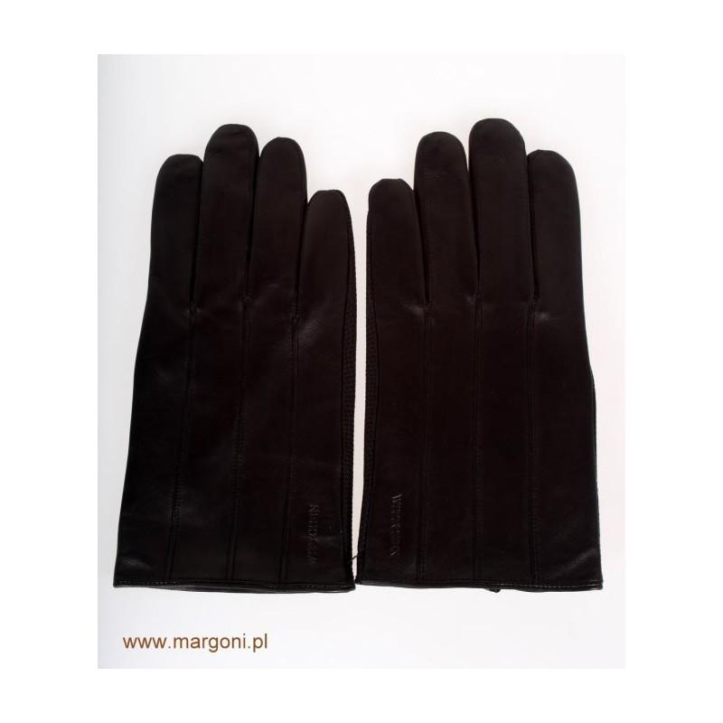 4ce0a79d86318 Rękawiczki męskie wittchen 39-6-342-1 czarny - Rękawiczki męskie ...