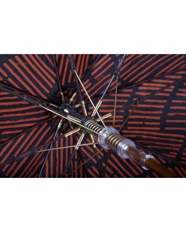 4827 IV - PARASOL DAMSKI M&P 4827 IV BRĄZOWY