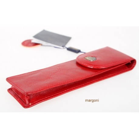 8259e829d7957 Etui na długopisy wittchen 10-2-169-3 czerwone arizona - etui na ...