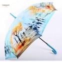 21625-7 - Parasol damski długi zest 21625-7