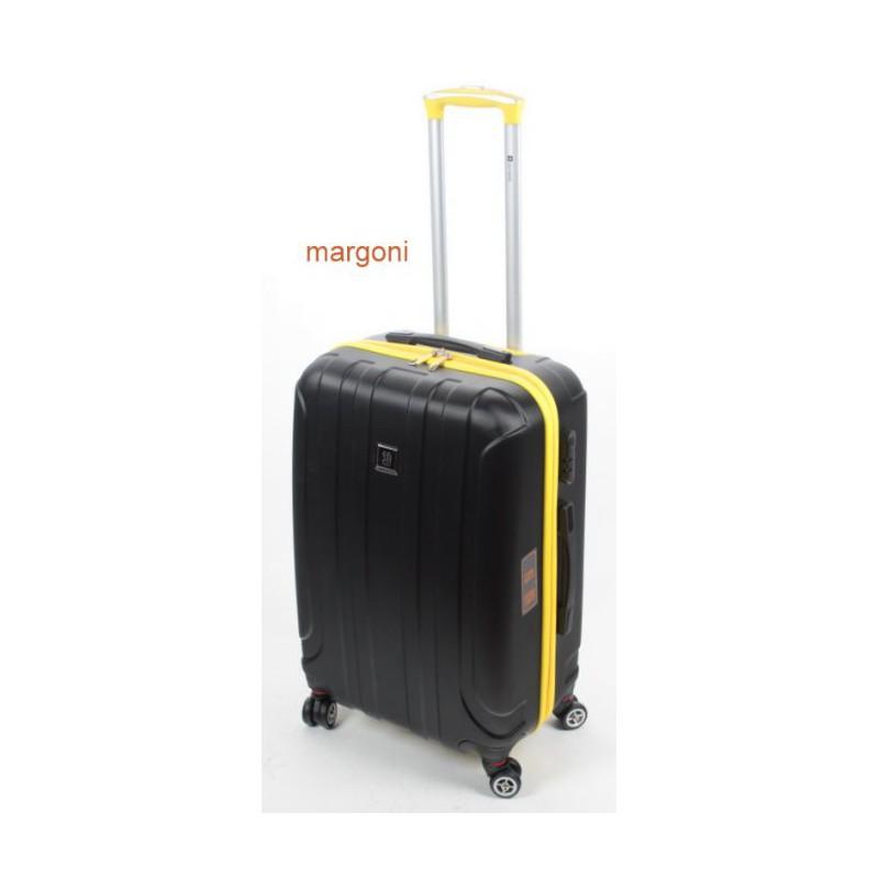 988ad9382a4aa średnia walizka słoń torbalski 24'' czarna - Walizki twarde - 4 koła ...