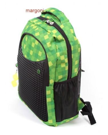 Plecak szkolny+PIÓRNIK pixel pxb-16-04