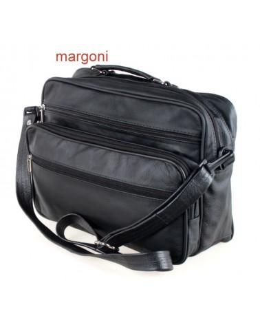 Torba męska margoni tm-12 czarna