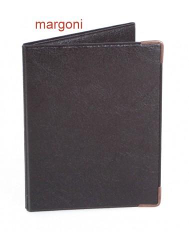 Etui na dokumenty margoni 1754 czarne
