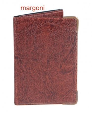 Etui na dokumenty margoni 1778 brązowe