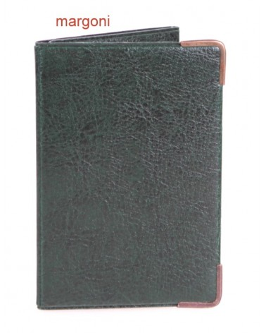 Etui na dokumenty margoni 1778 zielone