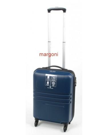 Mała walizka marco viaggiatore 20 mv002 granatowa