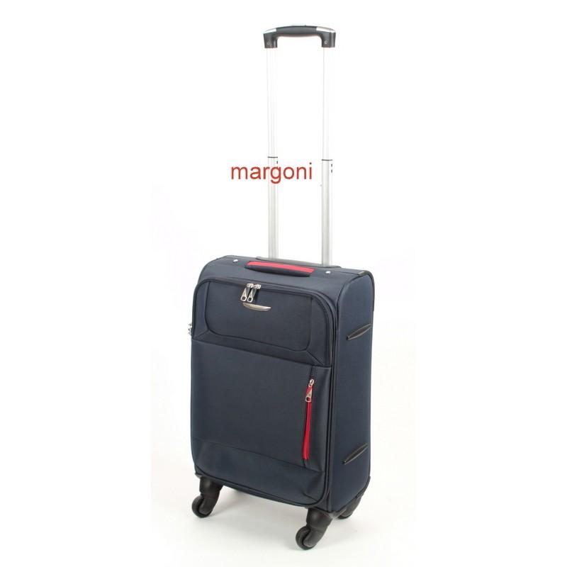 845d47f1beaa8 Mała walizka m. viaggiatore 20 mv006 NIEBIESKI - Bagaż - Margoni