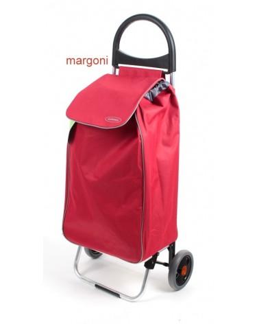 Wózek na zakupy PORTOFINO czerwony
