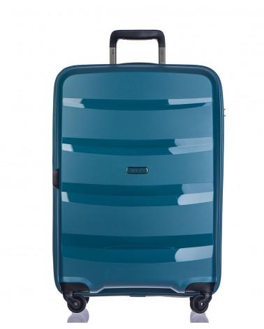 Duża walizka puccini 28 pp012 ZIELONA