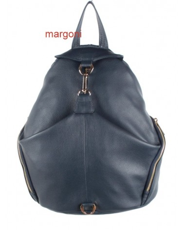 Plecak damski skórzany margoni 510 gramatowy