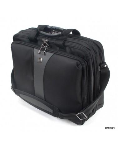 Torba na laptop Wenger Legacy 600655 czarna