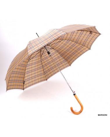 Parasol damski knirps long ac 923 100 beżowy