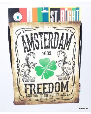 Plecak na sznurkach SO-10 amsterdam
