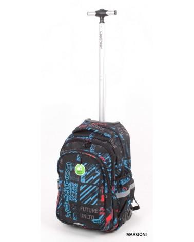 Plecak szkolny na kołach cool pack junior 34/2