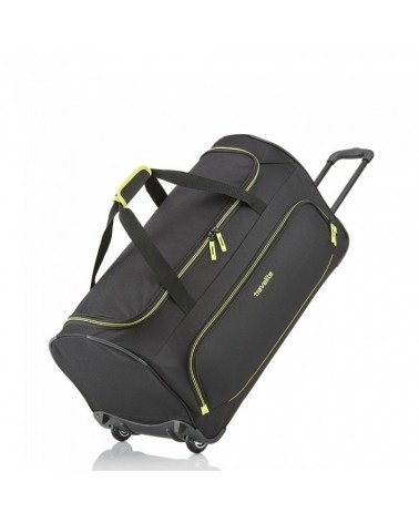 Duża torba na kołach travelite Basics 96277-01 czarna