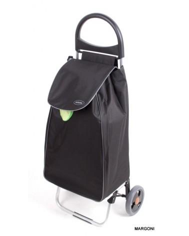 Wózek na zakupy PORTOFINO czarny