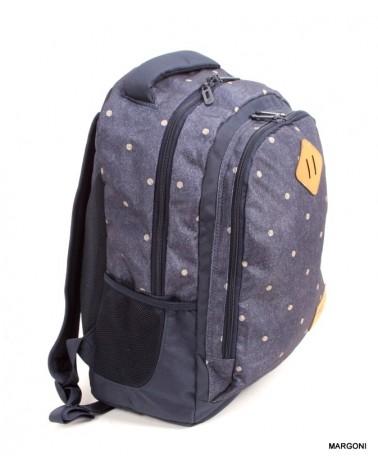 Plecak szkolny-miejski head hd-33 kropki