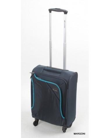 Mała walizka sumatra 20 laura 6071 czarna