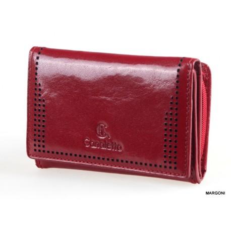 7879131ab2453 Portfel damski Canaletto 1233 czerwony - Portfele damskie ...