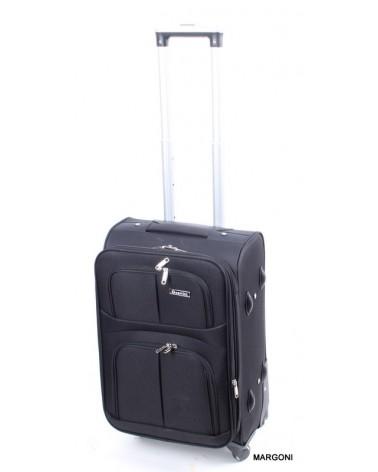 Mała walizka gravitt 20 5031 czarna