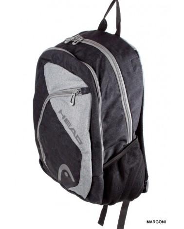 Plecak szkolny-miejski head hd-03 czarny