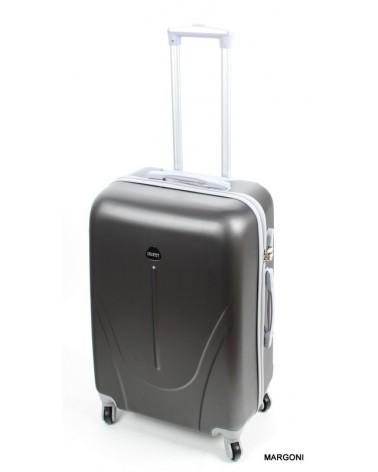 średnia walizka gravitt 24 abs 1705 szara