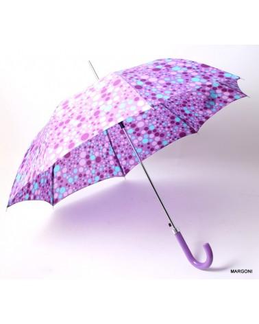 Parasolka damska kulik 6543 fioletowa