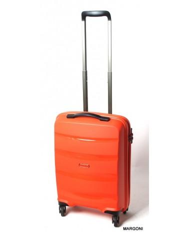 Mała walizka kabinowa puccini 20 pp012 pomarańczowa