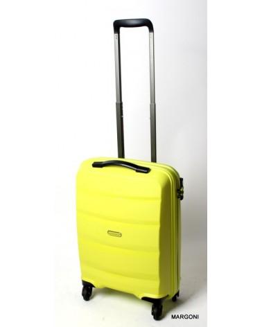 Mała walizka kabinowa puccini 20 pp012 zielona