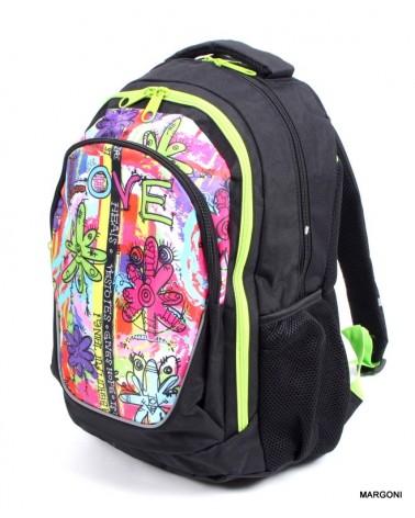 Plecak szkolny paso BDC-367