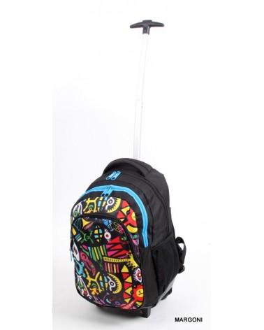 Plecak na kołach szkolny paso BDD-997