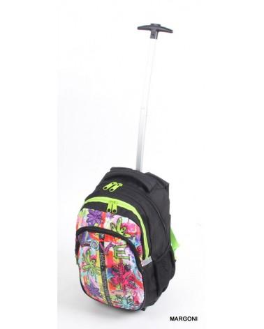Plecak na kołach szkolny paso BDC-997