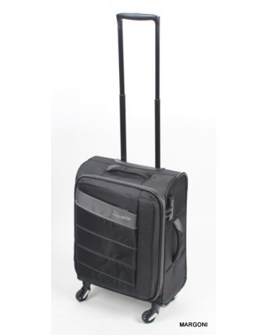 Mała walizka travelite kite 20 89947 czarny