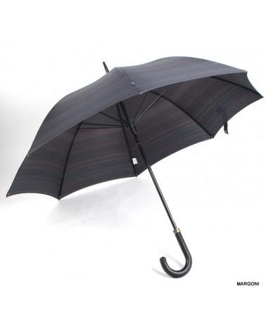 Parasol męski zest 41542 czarny