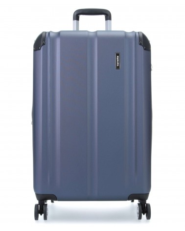 Duża walizka Travelite City 73049-20 niebieski