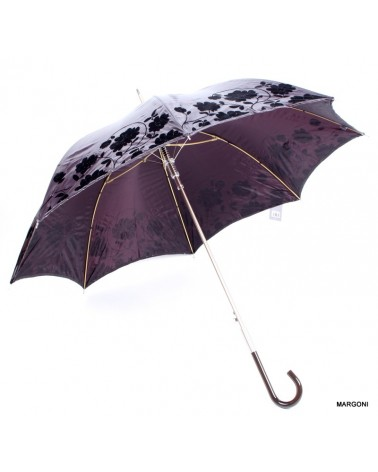 Parasolka damska ezpeleta 10761 c.brąz 2