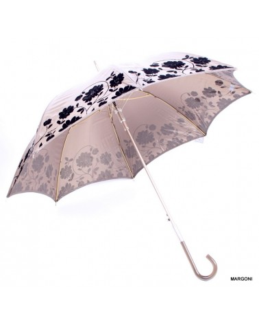 Parasolka damska ezpeleta 10761 brąz 2