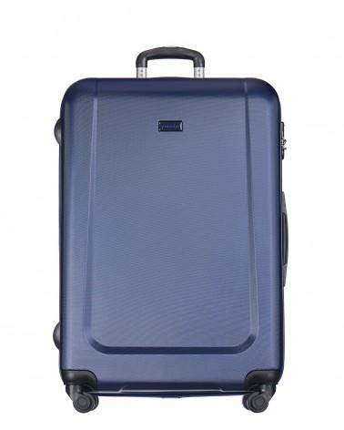 Duża walizka Puccini Ibiza 28 ABS04 niebieski