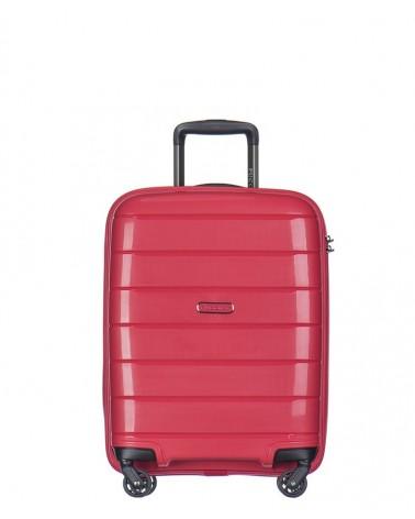 Mała walizka puccini madagascar 20 pp013 czerwony